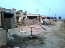 Buch Villas Under Construction Homes