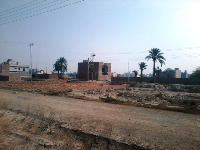 Canal Cantt View Housing Scheme