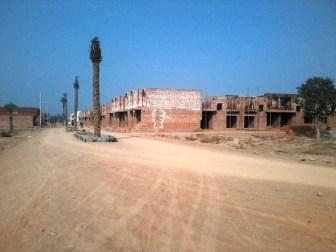 Cantt Villas Development view
