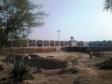 Cantt Villas Multan View from Canal Side