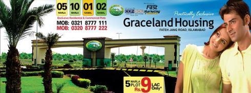 Gracelnad Housing Scheme Islamabad