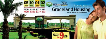 Gracelnad Housing Scheme Islamabad