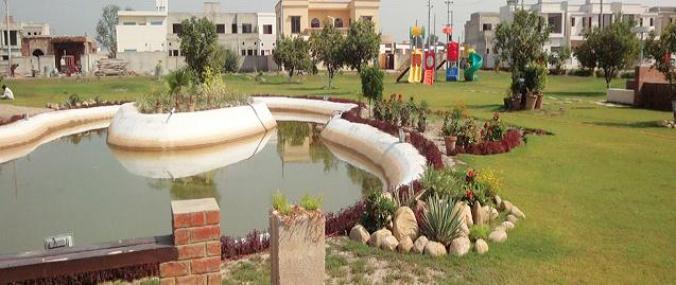 Buch Villas Multan Latest Pics 2