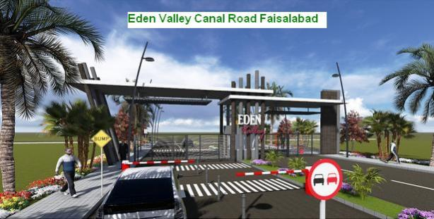 Eden Valley Canal Road Faisalabad