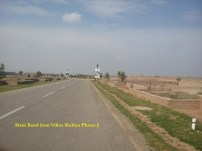 Icon Villas Phase B Multan Pics March 9, 2016 (2)