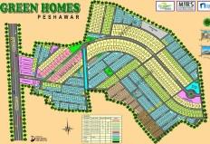 Green Homes Peshawar - Master Plan Small Size