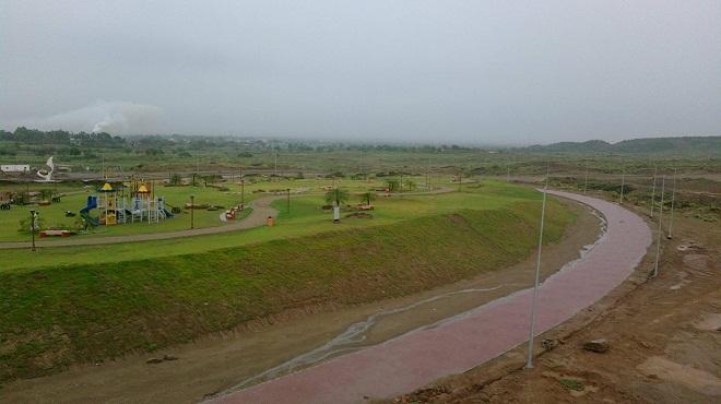 Citi Housing Jhelum - Satellite Town Jhelum Pics 1