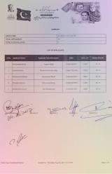 Sheikhupura Housing Colony Balloting Result 24-8-2017 (Ghareeb Nadaar Quota - Destitute Category 5 Marla Plots Balloting Results)