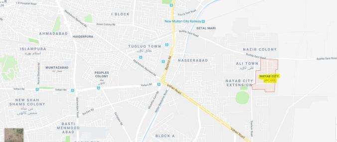 Nayab City (Multan)