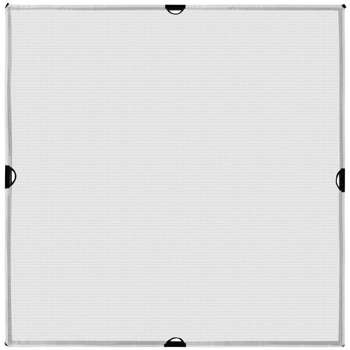 Westcott Scrim Jim Cine 1/2-Stop Grid Cloth Fabric (4' x 4')
