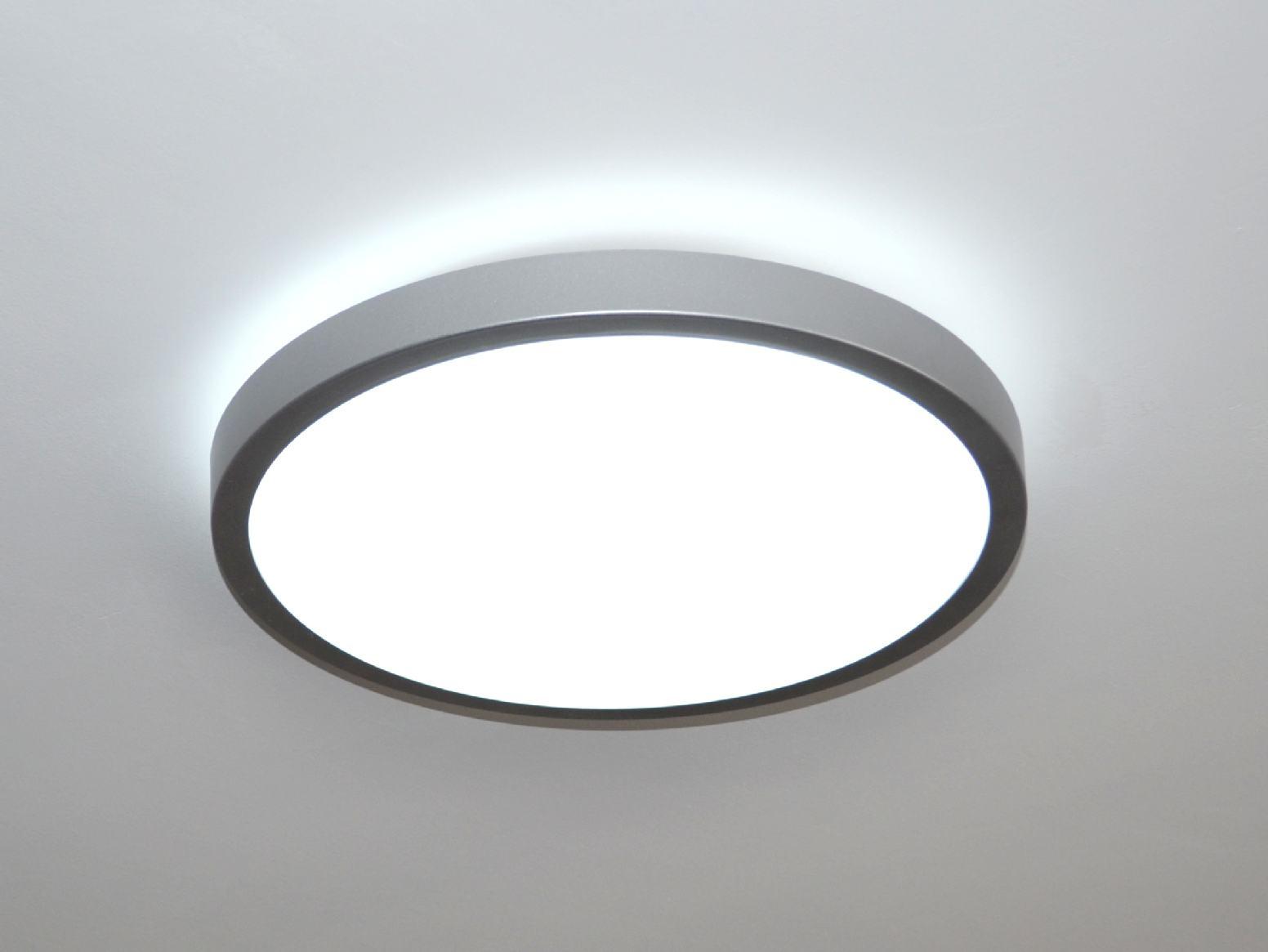 LED Deckenlampe Deckenleuchte 18 Watt XD R18 Flurlampe Wohnzimmer Flurleuchte  eBay