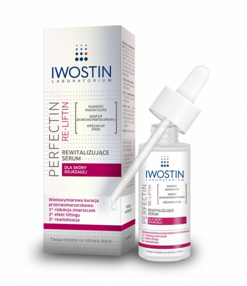 Rewitalizujące serum Iwostin Perfectin Re-Liftin®