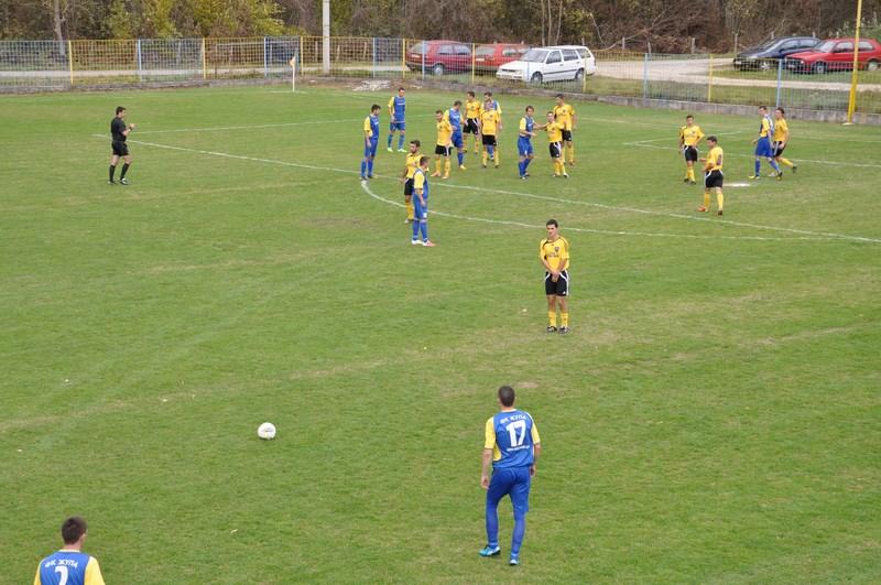 Liga se nastavlja danas od 19 časova utakmicom protiv FK Nožičko