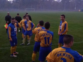 FK Župa - FK Nožičko 5-3
