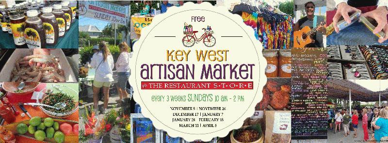 Key West Artisan Market presents: Culinary & Wine Show