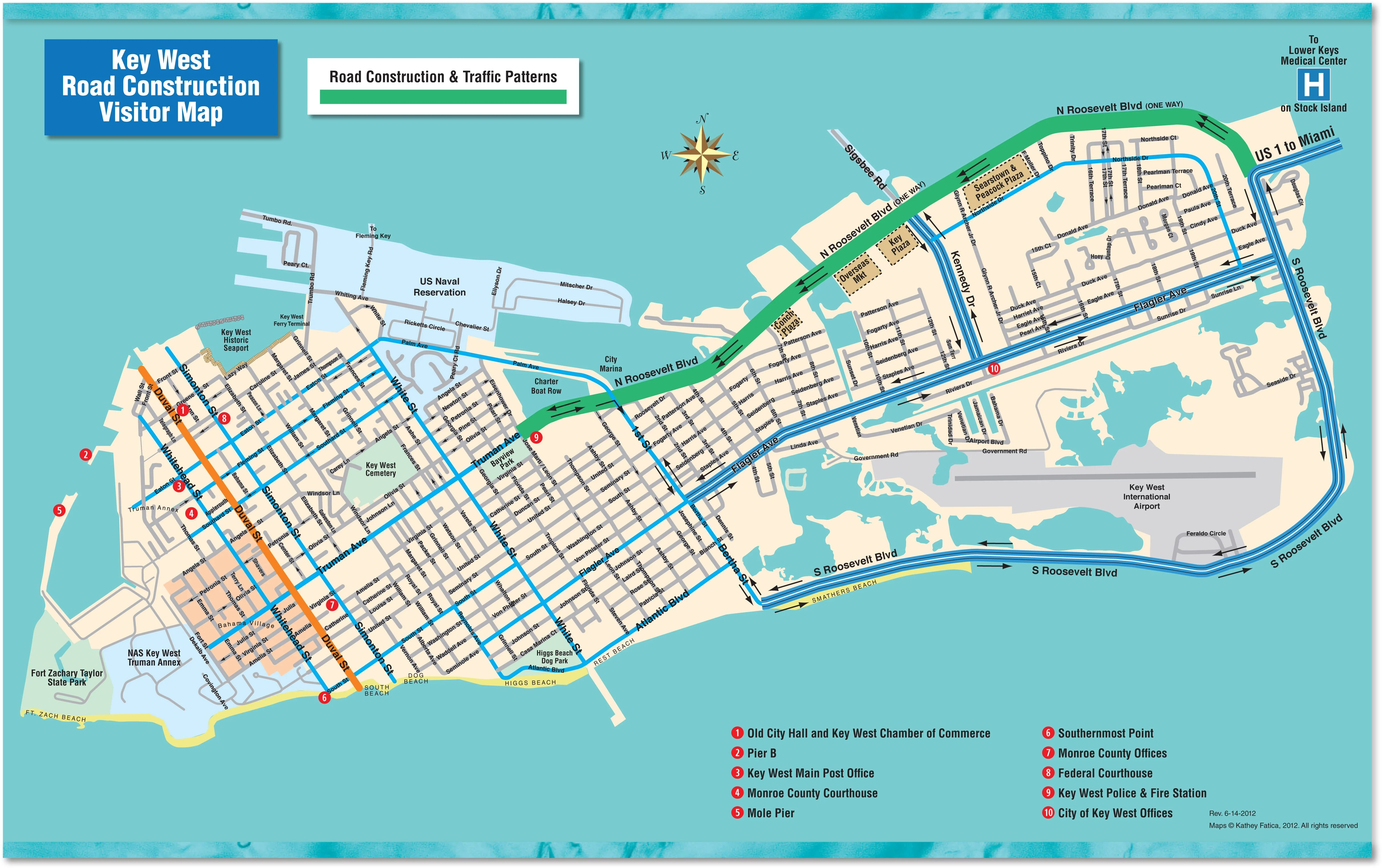 Florida Keys Amp Key West Travel Info Amp Maps Available With