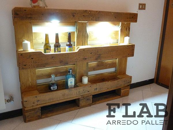 Mobili Tavoli Sedie in Pallet  FLAB Arredo Pallet