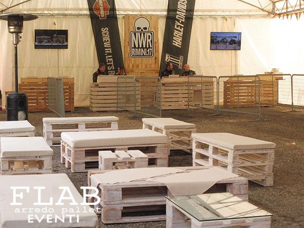 FLAB  Arredamento in Pallet Casa e Locali  Pallet per Eventi e Cerimonie