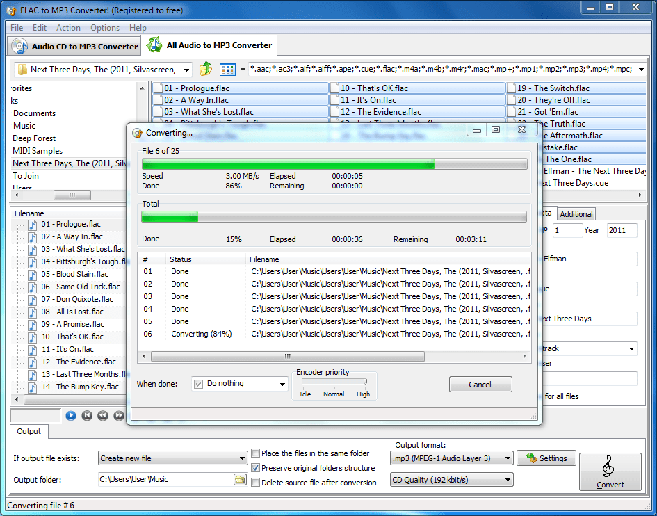 CONVERT M4A TO MP3 FREE ONLINE