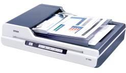GT-1500 Dokumentscanner Test