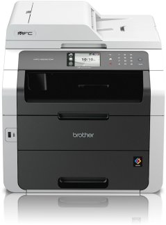 Brother MFC-9332CDW Scanner, Drucker, Kopierer