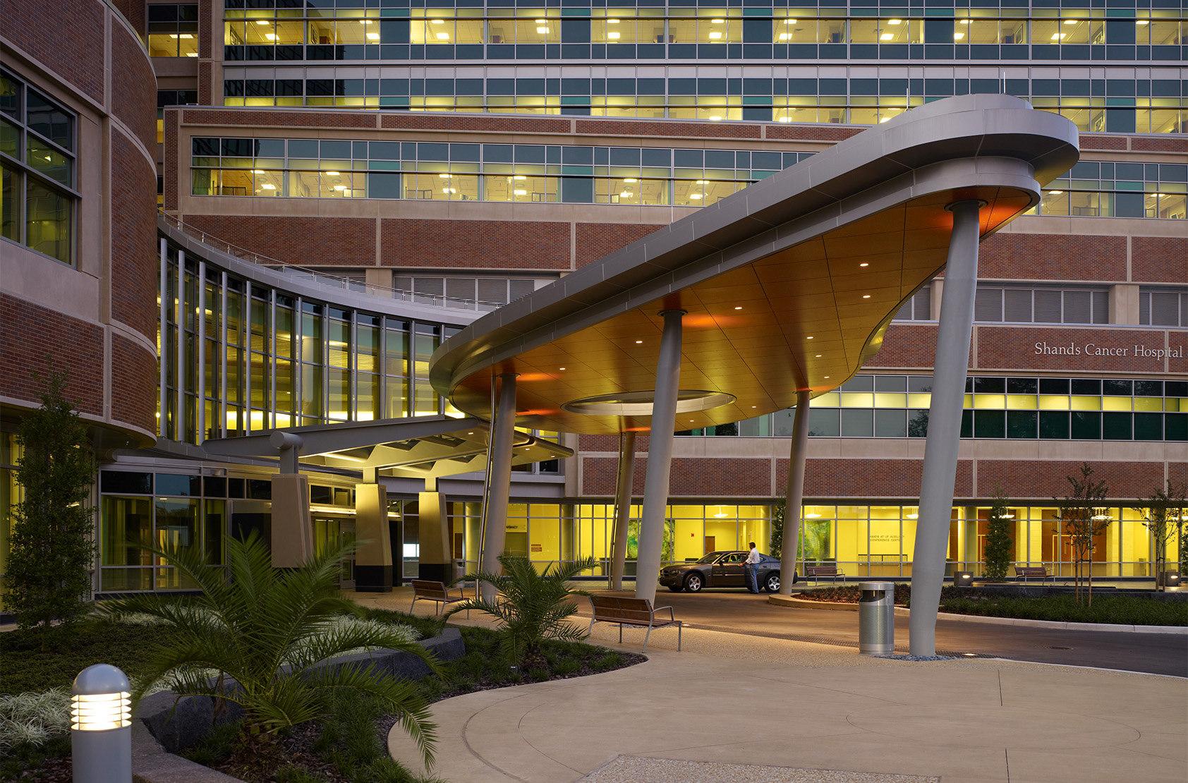 Uf Health Cancer Hospital Flad Architects