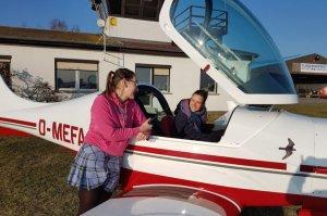 Private Pilotenlizenz mit der Flugschule Fläming Air in Berlin-Brandenburg