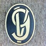 Custom Bronze Grave Marker
