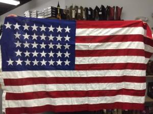 37 Star Flag Cotton