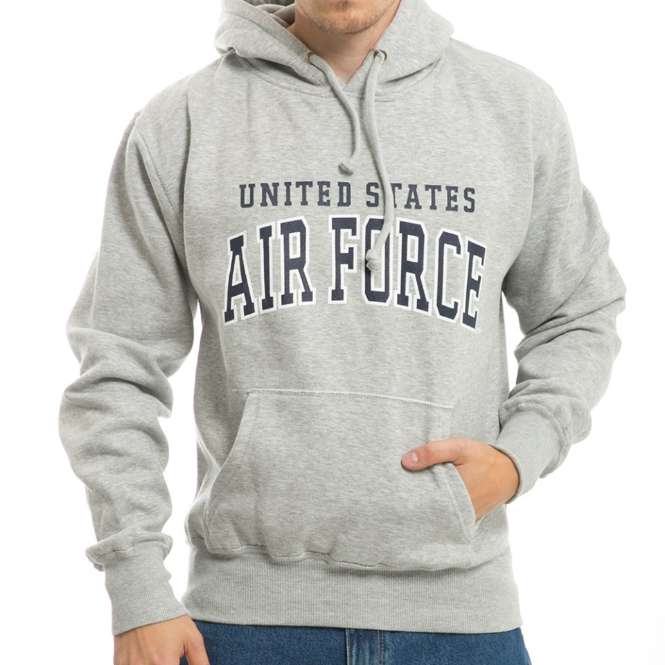 Air Force Military Pullover Hoodies