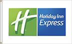 Holiday Inn Express Flag