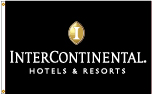 Intercontinental Hotel and Resorts Flags