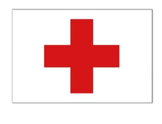 American Red Cross Flag