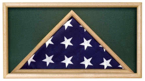 3×5 Flag Folded Dimensions