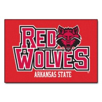 Arkansas State Red Wolves Mat