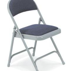 Folding Chair Fabric Green Office Chairs Classic Seat Back Flaghouse