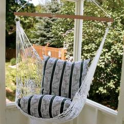 Swing Chair Seat West Elm Ryder Rocking Review Therapy Hammock Cushions Only Flaghouse