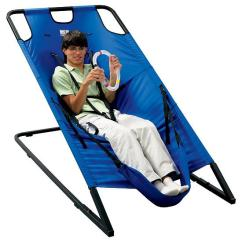 Walker Bouncing Chair Ergonomic Quilting Theragym Bouncer Lounger Flaghouse