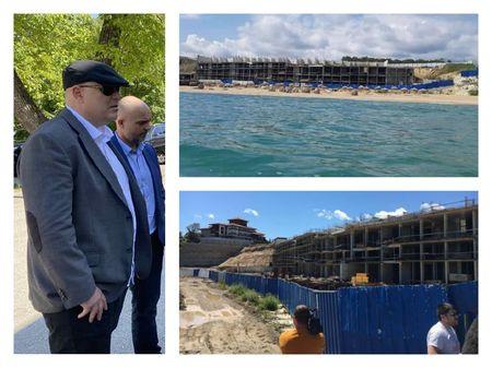 """Административната прокуратура започнала проверка на строежа на """"Главболгарстрой"""" при Алепу"""