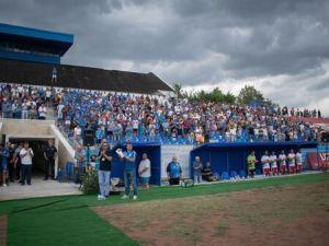 ФК Черноморец изрита от съблекалните на стадиона си.