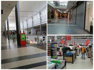 Празни коридори и затворени магазини – ще се превърнат ли търговските центрове на Бургас в призрачни градове?
