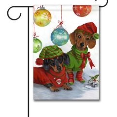 Floating High Chair Plastic Covers For Sale Dachshund Garden Flags - Ftempo