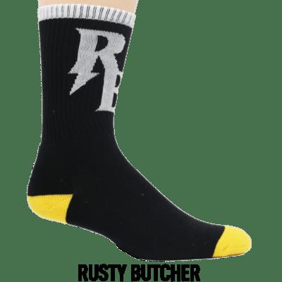 rusty butcher