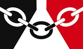 Black Country flag 5x3ft
