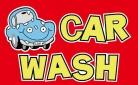 Car Wash flag 5ft x 3ft