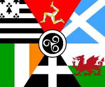 Celtic Nations Flag 5x3ft
