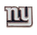 New York Giants crest pin badge NFL official product