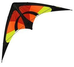 Raptor 1.8m stunt sports kite from the Signature series of Spirit of Air