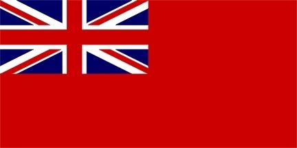 Flagseller UK Devon Ensign flag 5ft x 3ft High Quality
