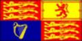 UK Royal standard flag 5ft x3ft